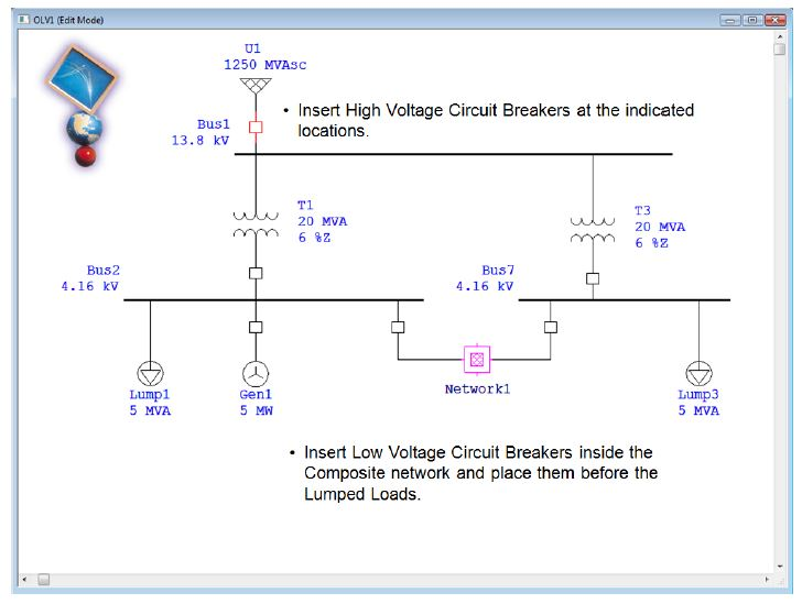 Tutorial on Load Flow analysis of a power system using ETAP